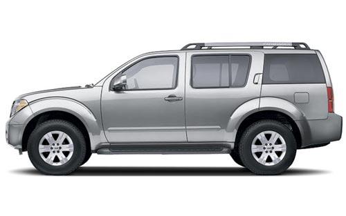 Nissan Pathfinder 2.5 TDI 2005