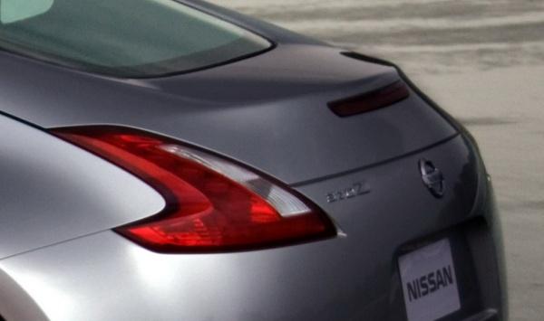 Тест-драйв Nissan 370Z