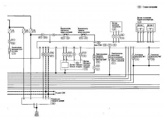 двигателем Nissan HR16DE