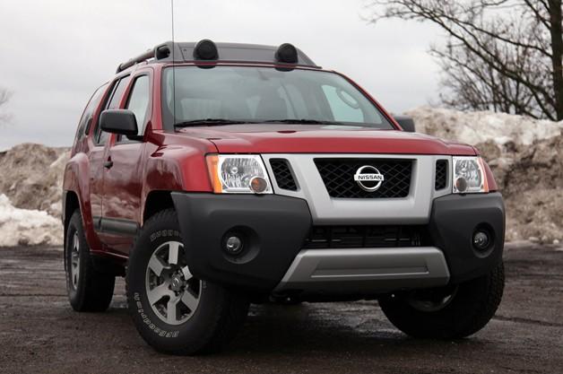 Nissan Xterra продолжит традицию внедорожников