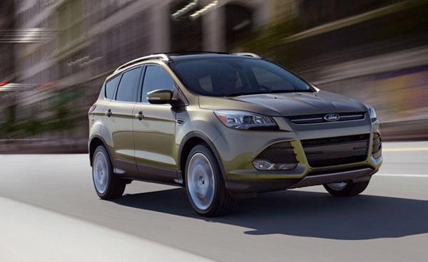 Ford Escape - faqnissan.ru