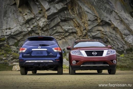 Кроссовер Nissan Pathfinder 2013 - faqnissan.ru