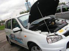 Ellada - электромобиль от АвтоВАЗа