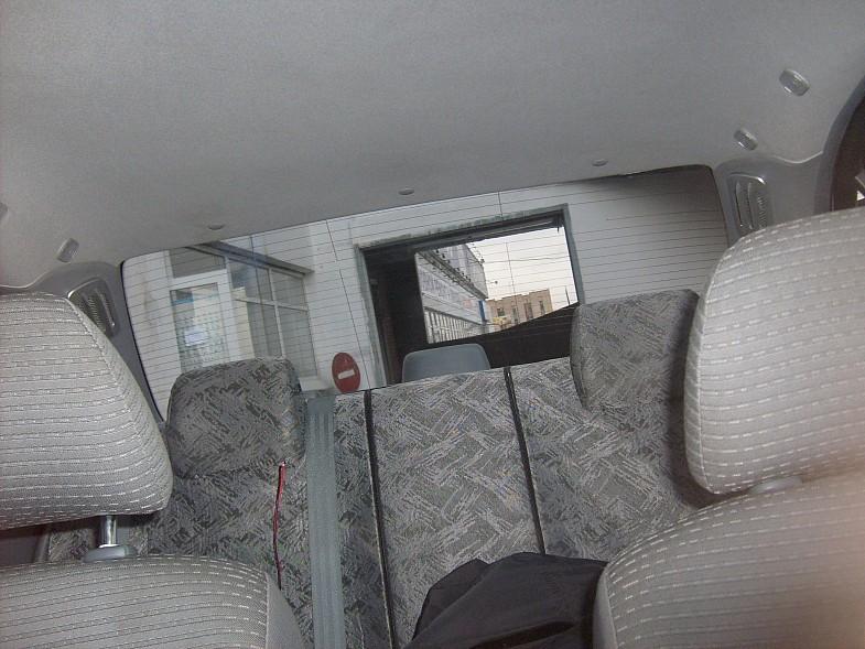 Решение проблемы запотевания стекол в Альмера Классик