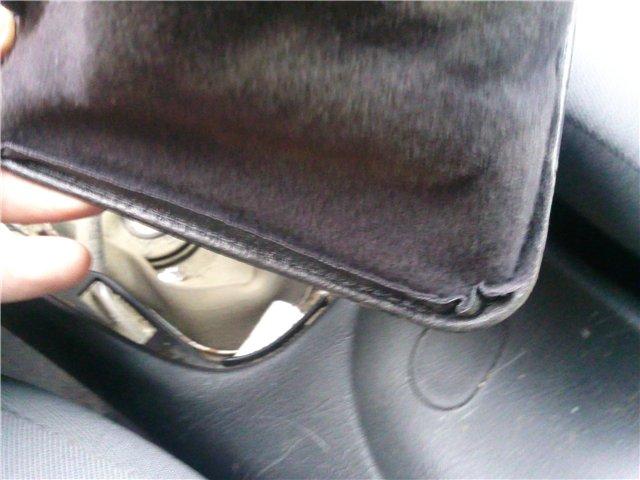 Замена ручки переключения передач в Nissan Almera N16