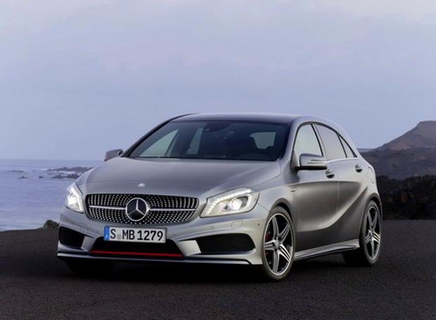 Новый Mercedes-Benz A-Class - faqnissan.ru