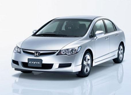 Honda Civic - faqnissan.ru