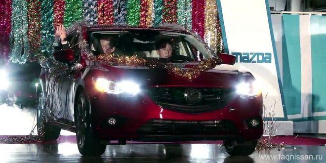 Дебют Mazda6 состоялся - faqnissan.ru