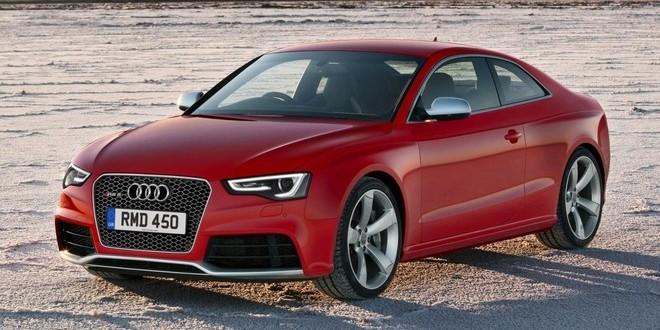 В Австралии начались продажи Audi RS5 - faqnissan.ru