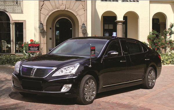 Hyundai покажет в Москве бронированный седан - faqnissan.ru
