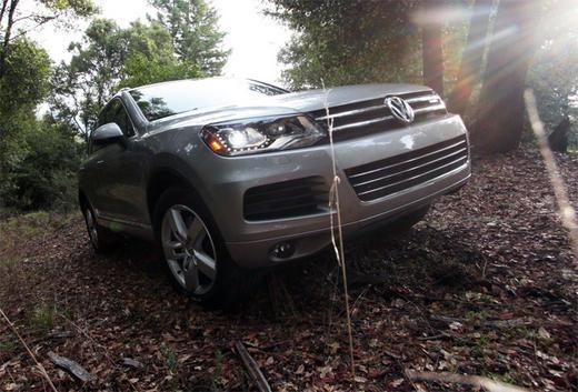 VW построить новый внедорожник только для рынка США - faqnissan.ru