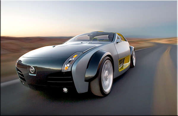 концепт Nissan Urge