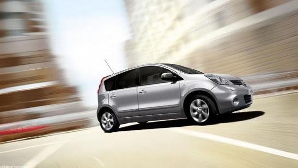 Nissan обновила автомобили Note