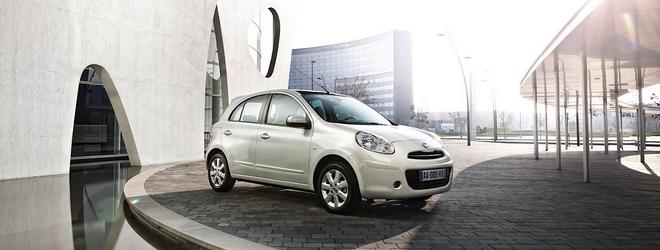 Nissan Micra 2011 ���� ����� ������� �������� ���������� DIG-S Turbo