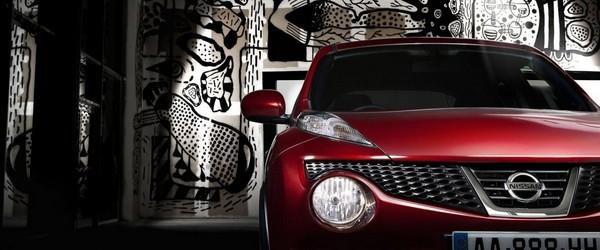 Nissan показал Juke с мотором от суперкара GT-R
