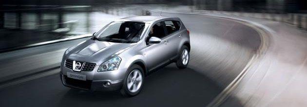 Nissan Qashqai получил новый двигатель и оборудование