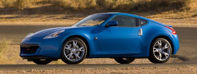 Объявлены цены на линейку спорт-каров Nissan 370Z 2012