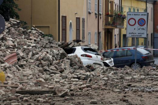 Nissan поможет Италии восстанавливаться после землетрясения - faqnissan.ru