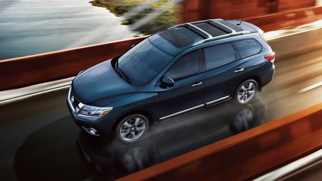 Представлены новые фото Nissan Pathfinder 2013 - faqnissan.ru