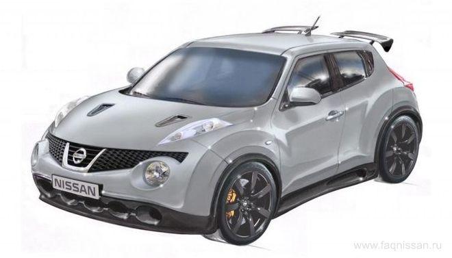 Nissan Juke-R за полмиллиона долларов - faqnissan.ru