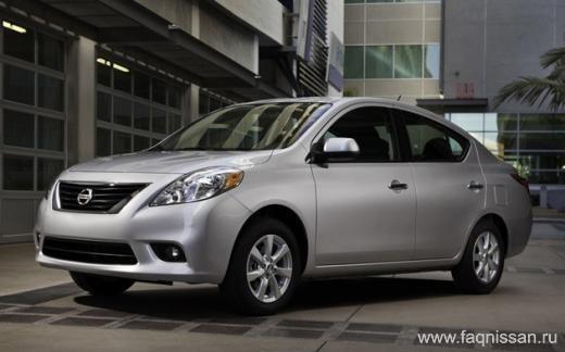 NHTSA объявляет о проблемах с подушкой безопасности на Nissan Versa - faqnissan.ru