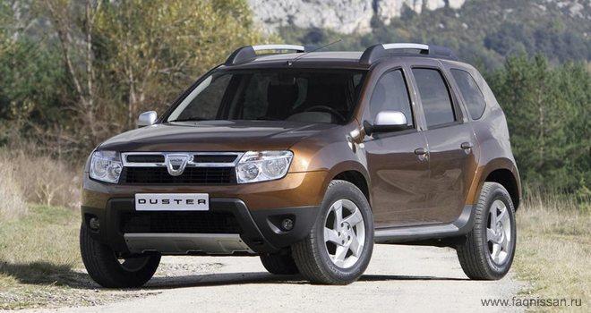 Nissan планирует использовать платформу Renault Duster на своем внедорожнике - faqnissan.ru