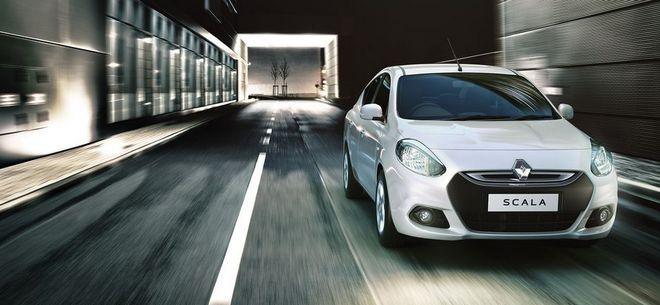 Nissan Sunny превратится в Renault Scala - faqnissan.ru