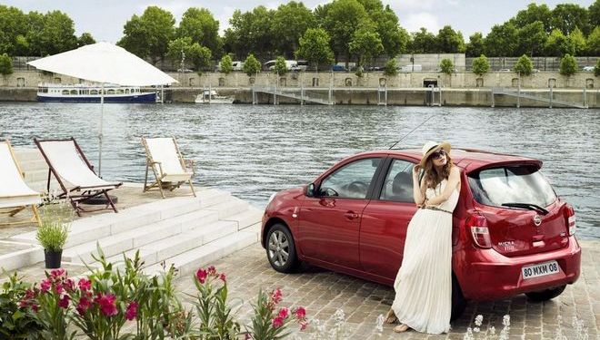Nissan Micra ELLE Special Edition - faqnissan.ru