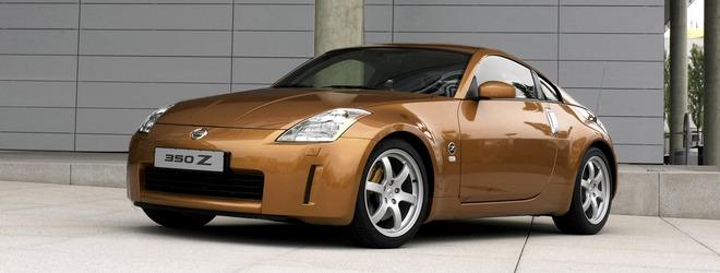 Nissan 350Z спорт-купе