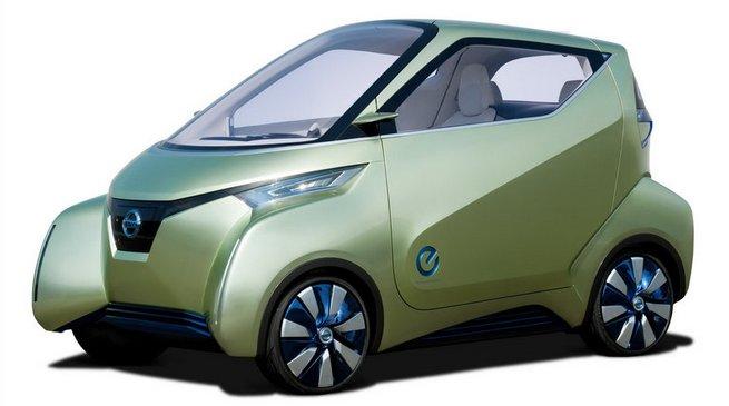 Nissan Pivo 3 - ����� �������� ������ �����������