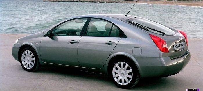 Тест-драйв Nissan Primera