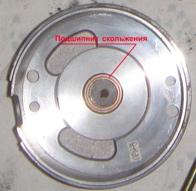 Демонтаж и ремонт стартера Nissan Liberty с двигателем RNM12
