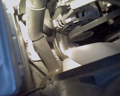 Замена жидкости в автоматической коробке передач Nissan Laurel