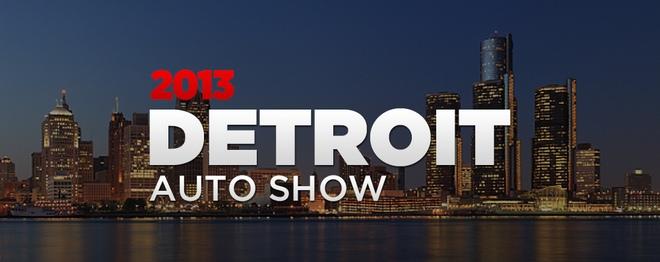 Детройтское мотор-шоу 2013