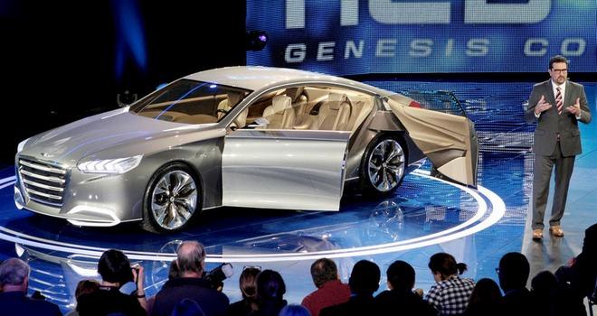 Hyundai HDC-14 Genesis