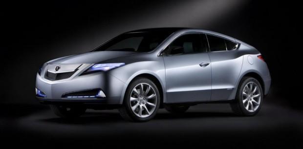 Acura готовит к выпуску рейсталинговый ZDX