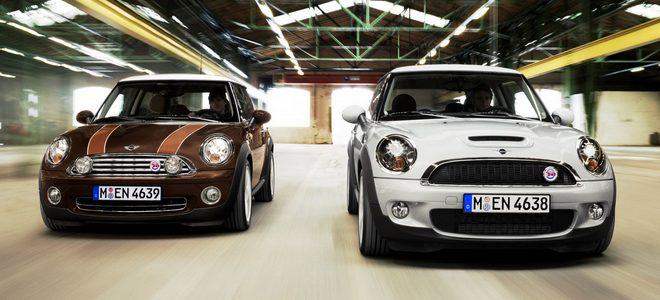 Автомобильная марка MINI готовит несколько новых моделей