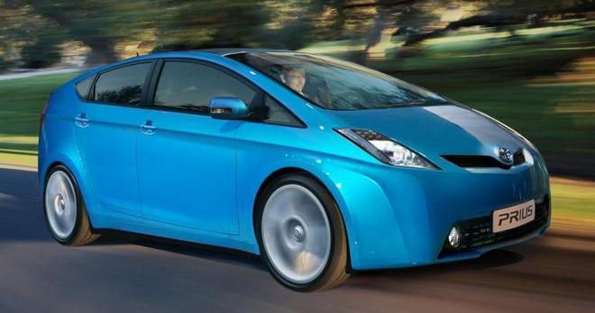 Toyota делает ставку на гибриды