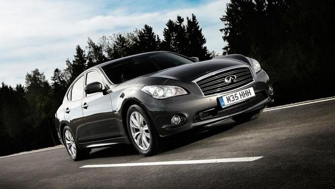 Infiniti M35h Business Edition 2013