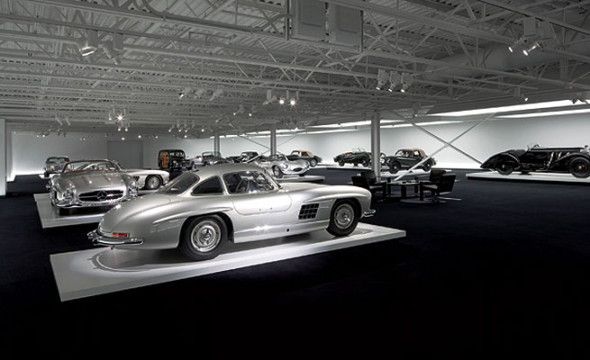 Самые знаменитые коллекционеры автомобилей в мире
