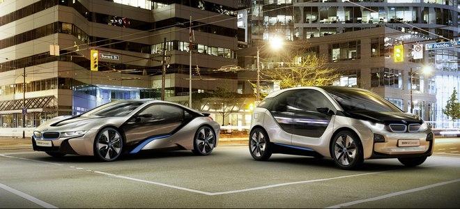 Суббренд BMW i появится в России