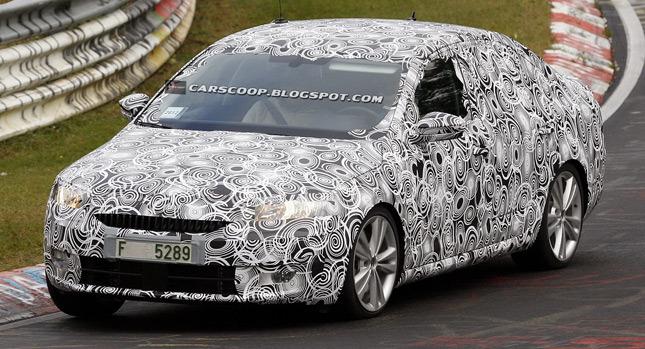 Новая Skoda Octavia получит платформу от VW Golf VII