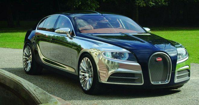 Появление Bugatti Galibier снова отложено