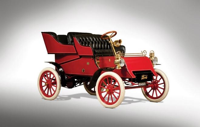 Ford Model 1903 ищет нового владельца