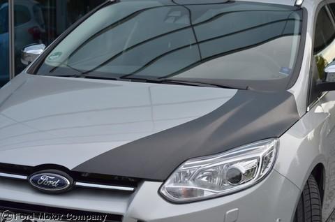 Форд разрабатывает новые технологии углеродного волокна