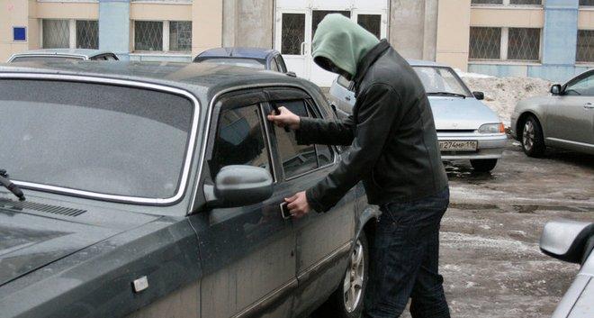 МВД рассказало об угонах в Москве