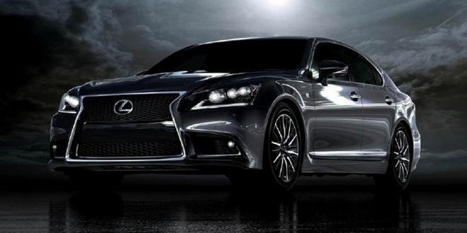 Тюнинг Lexus LS 2013