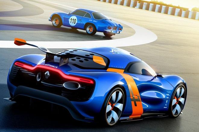 Caterham и Renault