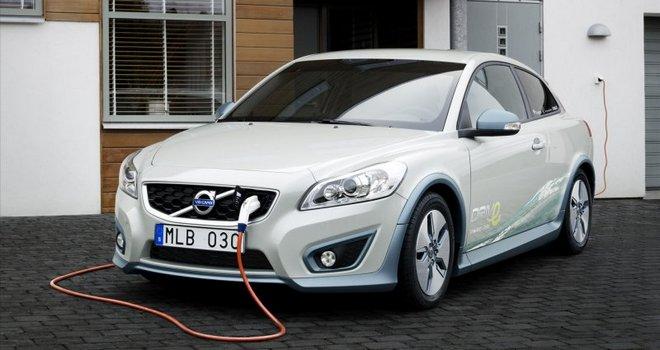 Электрокар Volvo