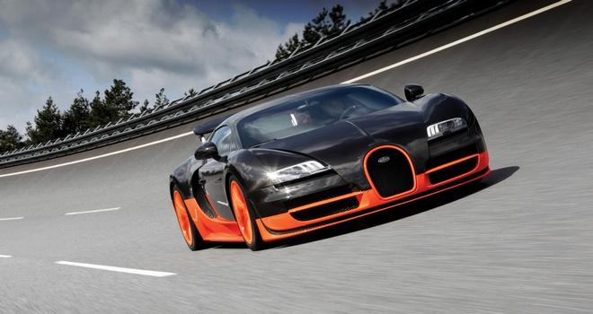 Bugatti VeyronSuperSport